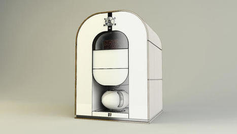 This Coffee Maker Is A Roaster, Grinder, And Barista, All In One | Debbies Favorite Items | Scoop.it