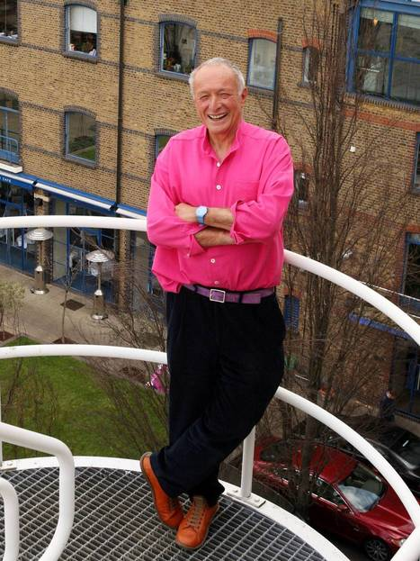 Richard Rogers: 'Greed is not good. The gap between rich and poor is greater ... - The Independent | Architecture and Architectural Jobs | Scoop.it