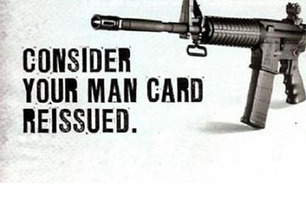 Defending masculinity with guns | Patriarchy & Masculinity | Scoop.it