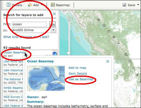 GIS Education Community Blog : Fun with GIS #91: Choose Your Basemap | Edtech PK-12 | Scoop.it