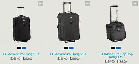 My Favorite Travel Gear Brands: Eagle Creek | Wandering Salsero | Scoop.it
