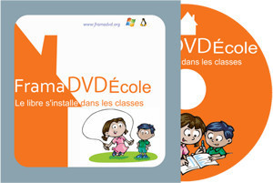 FramaDVD École : des logiciels libres pour l'école maternelle et élémentaire | Time to Learn | Scoop.it