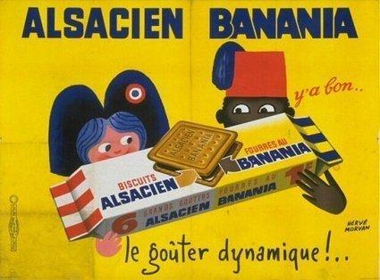 Banania - Les Arts Décoratifs - Site officiel | Mémoire publicité : personnages publicitaires | Scoop.it