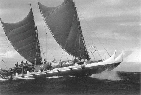 """""""Sacred Forests"""" parts 1 & 2   Pacific Voyagers   Maori sails   Scoop.it"""