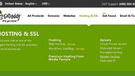 How to Increase php Memory Limit on Godaddy Hosting | Siteber | WordPress | Scoop.it