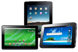 66 Million Tablets Sold In 2011 Worldwide Led By iPad   Tablets, Apps & Mobile tech   Scoop.it