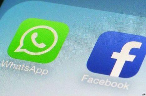 Cinco claves para entender el nuevo encriptado de los mensajes de WhatsApp y cómo te afecta - BBC Mundo | E-Learning, M-Learning | Scoop.it