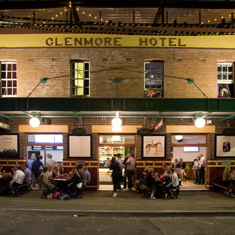 Nightlife  - The Glenmore - Sydney   Emily Approved!   Scoop.it