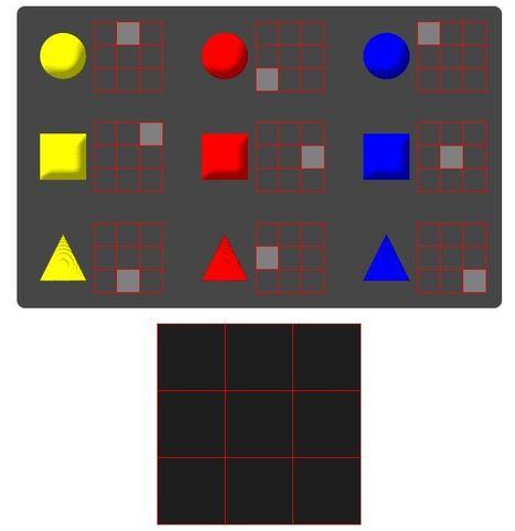 Logitic – jeux mathématiques en maternelle | Vie numérique  à l'école - Académie Orléans-Tours | Scoop.it