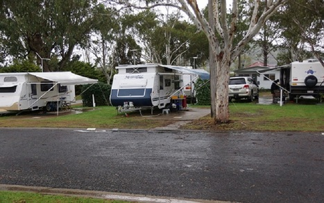 Best Places for Caravanning during Rainy Season - Australia Wide Annexes | Caravanning Camping Tips, Holidays & Accessories | Scoop.it