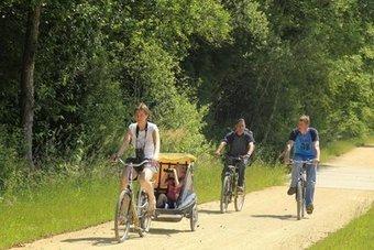 Pays chaunois : le cyclotourisme, un enjeu important - PICARDIE | Cyclotourisme - véloroutes et voies vertes | Scoop.it