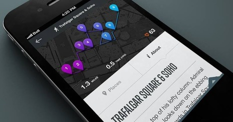 MapBox Enables Amazing Custom Maps for Sites and Apps | All Things Location-Based | Scoop.it
