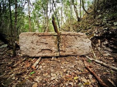 National Geographic Society y el INAH localizan ciudad maya milenaria.   Second Language   Scoop.it