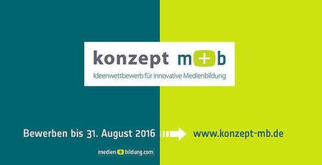 medien+bildung.com: konzept m+b Ideenwettbewerb Medienbildung RP | Medienbildung | Scoop.it