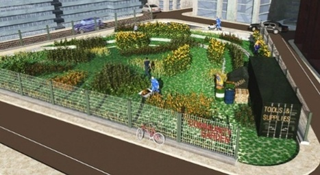 A Visual Guide to the Potential of Urban Agriculture | Lateral Thinking Knowledge | Scoop.it