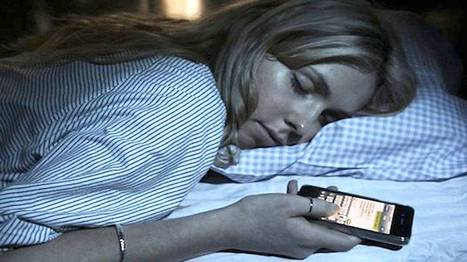 Sleep Study Says Smartphones Ruining Habits: How to Get Back on Track - Guardian Liberty Voice   My english page Nigel   Scoop.it