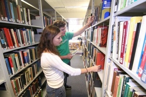Why (and How) to Set Up a College Library Visit for Middle Schoolers | Teaching English Literature | Scoop.it