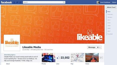 Everything You Need To Know (And More) About Facebook Timelines For Brands | Facebook Daily | Scoop.it