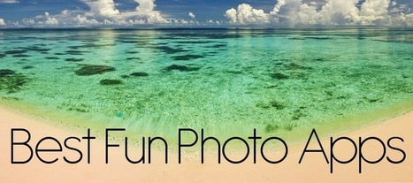 10 Best Fun Photo Apps for iPhone & iPad - AppsDose- Best Apps for iPhone and iPad | iPhone apps and resources | Scoop.it