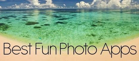 10 Best Fun Photo Apps for iPhone & iPad - AppsDose- Best Apps for iPhone and iPad | iPhone apps and resources | Scoop.it