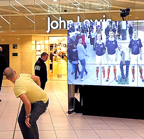 Augmented Reality Advertising Live: Adidas Scotland shirt launch | Children future | Scoop.it