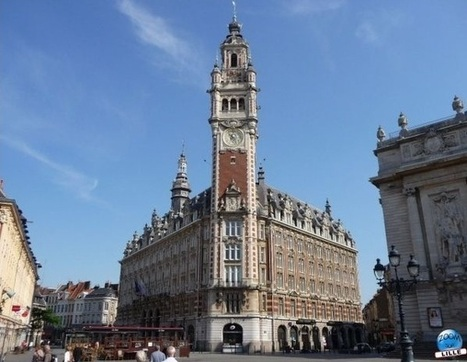 Zoom sur Lille - Du 06 au 12 mai 2014, l'Office du Tourisme de Lille propose... | Revue de Web par ClC | Scoop.it