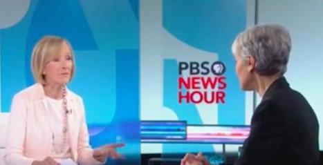 #MSM: #PBS Newshour Cut Part Of Jill #Stein's Interview Where She Criticized #Hillary #US rigged #election2016 | USA the second nazi empire | Scoop.it