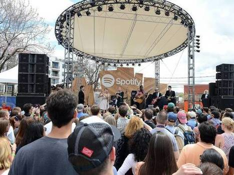 SXSW 2015: Why this music festival is still the place to spot the next big thing | Wiseband | Scoop.it