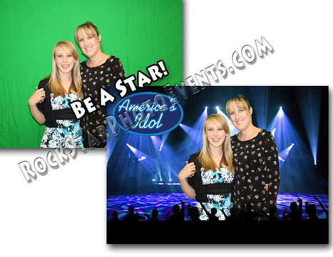 Green Screen Photo Booth | Business | Scoop.it