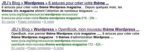 Wordpress: Optimiser la balise title de vos articles | Communiquer sur le Web | Scoop.it