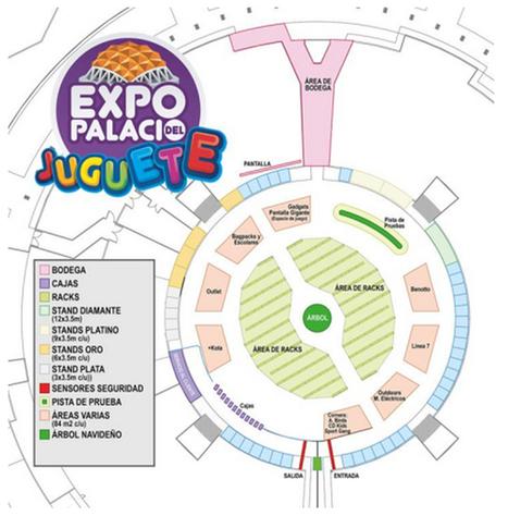 PRESENTAN LA EXPO PALACIO DEL JUGUETE | Revista Gadgets | Productos de consumo | Scoop.it
