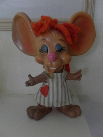 Vintage 1970 Topo Gigio Bank | Kitsch | Scoop.it