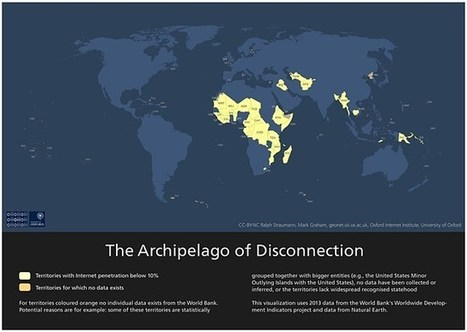 The Global Archipelago of Internet Disconnection | ICT Works | ICTworks | Internet Development | Scoop.it