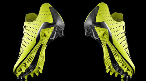 SolidSmack.com – Nike Debuts First 3D Printed Cleats for Professional Athletes | 3d cloud | Scoop.it