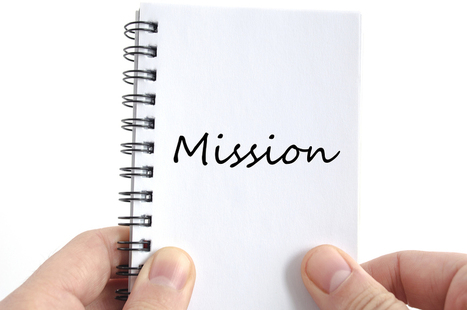 Not Sure Where You're Going? Start with a Personal Mission Statement | Learning At Work | Scoop.it