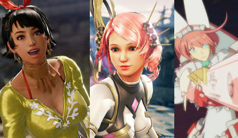 Fighting Games Obsession With Kawaii Anime Girls |TheZonegamer | Thezonegamer | Scoop.it