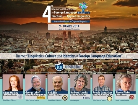 Parasocial Interaction in Twitter Context -International Conference on Foreign Language Teaching and Applied Linguistics | language and stuff | Scoop.it