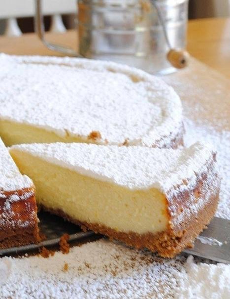 Sicilian Ricotta Cheese Cake Recipe   La Cucina Italiana - De Italiaanse Keuken - The Italian Kitchen   Scoop.it