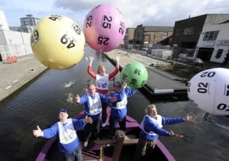Independence: Explain effect on Lottery, say Tories | Referendum 2014 | Scoop.it