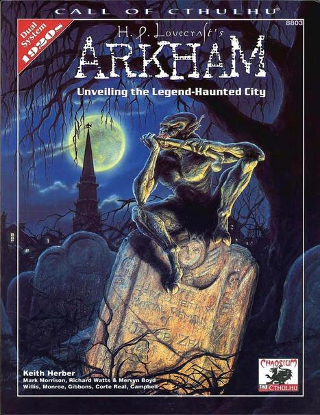 Arkham Unveiled | The Secret Archives of H.P. Lovecraft | Lovecraft and Cthulhu | Scoop.it