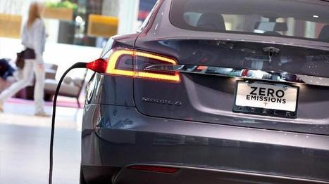 Are electric cars greener than traditional gas-powered cars? Depends on where you live. | Sustainability Science | Scoop.it
