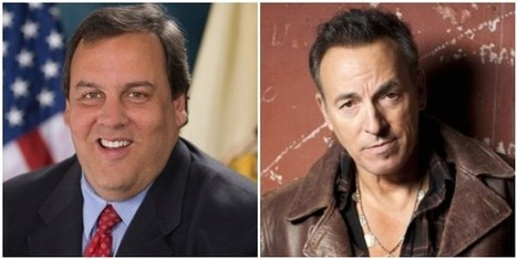 Bruce Springsteen's best songs, according to Governor Chris Christie - Consequence of Sound | Bruce Springsteen | Scoop.it
