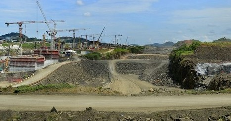 Widened Panama Canal Threatens the Environment « DC BureauDC Bureau | Sustain Our Earth | Scoop.it