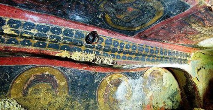 Des fresques byzantines exhumées en Turquie | Le Figaro | Asie | Scoop.it