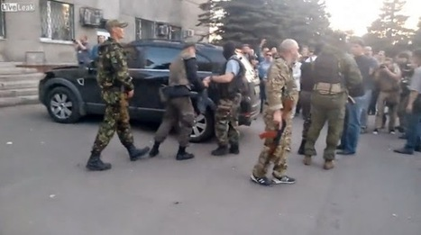 #BB4SP: Ukrainian Troops Kill Civilian At Separatist Polling Station ➡ GRAPHIC VIDEOS | Sarah Palin | Scoop.it