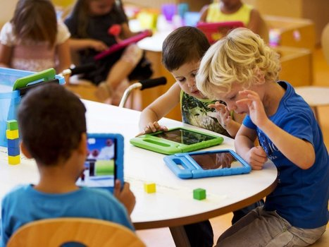 Study Shows Video Games' Impact On Face-to-face Teaching | Digital Play | Scoop.it