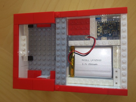 #UPDATE# [RASPBERRY-PI] Réaliser une Console Portable avec une Framboise et des Legos | Open-Consoles | [OH]-NEWS | Scoop.it