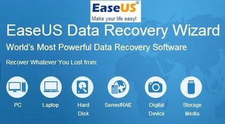EaseUS Data Recovery Wizard Free: recupero dati rapido ed efficiente | Blogiko | recupero dati | Scoop.it