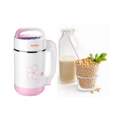 Hướng dẫn cách làm sữa đậu nành tại nhà với máy Supor   MegaHOME.vn   Máy làm sữa đậu nành   Scoop.it