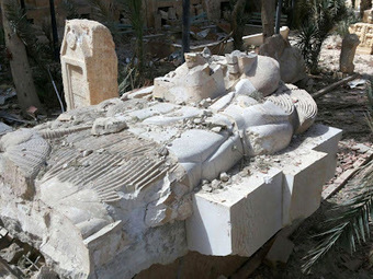 The Archaeology News Network: Grim new details of damage at Palmyra museum | Archaeology News Network | Kiosque du monde : Asie | Scoop.it